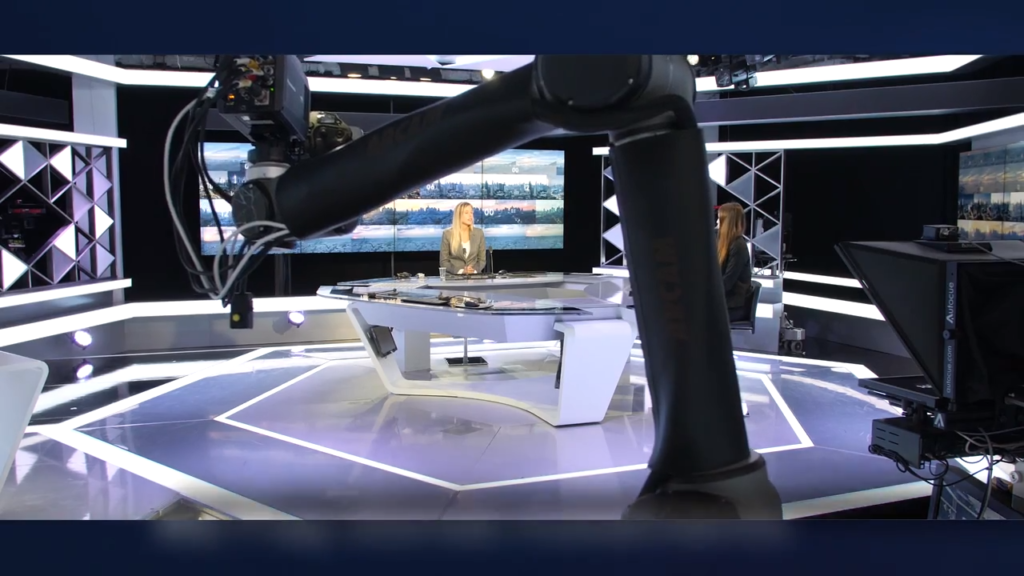 Areplus robotic arm Panasonic